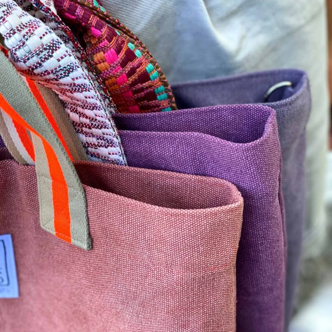 Very Simple Bags Farbe: Rusty, Berry Pink, Washed Purple